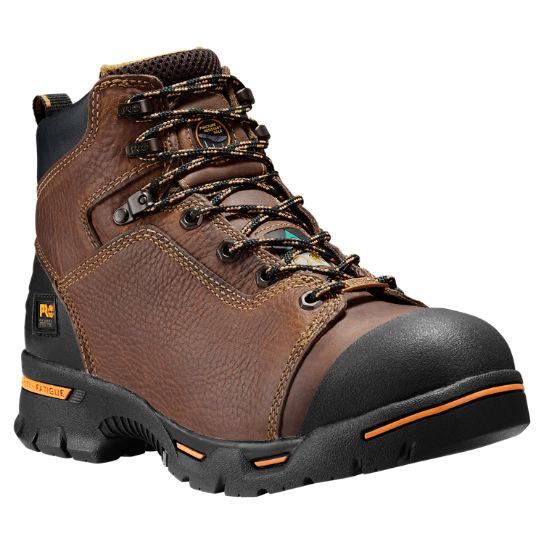 "6"" Endurance Steel Toe WP Boot"